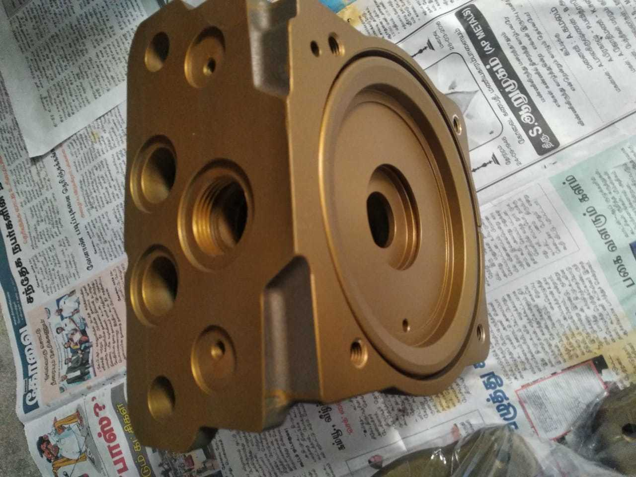 White Anodizing Services