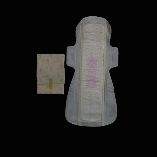 340mm Biodegradable Bamboo Sanitary Napkin