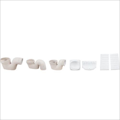 Accessories for ceramic toilet