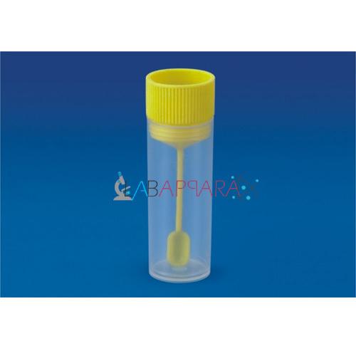 Stool Container 25 ml Polypropylene Labappara