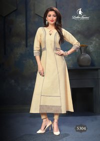 Cotton Long Kurti