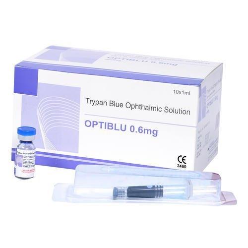 Trypan blue pfs