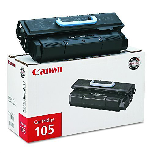 Black Canon Toner Cartridge