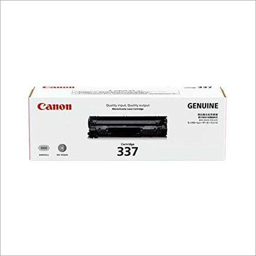 Canon 337 Genuine Cartridge
