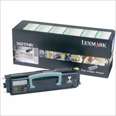 E Series Lexmark Toner Cartridge