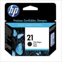 HP 21A Black Ink Cartridge