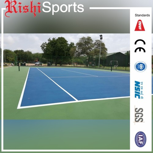 Acrylic Basketball Courts Supplier