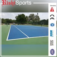 Acrylic Basketball Courts Supplier