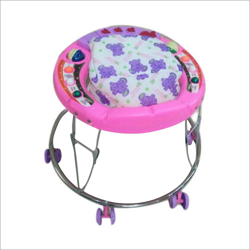 SS Base 6 Wheeler Baby Walker