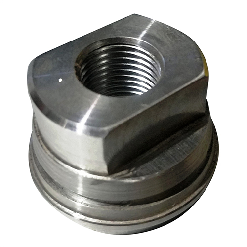Stainless Steel Adapter Nut