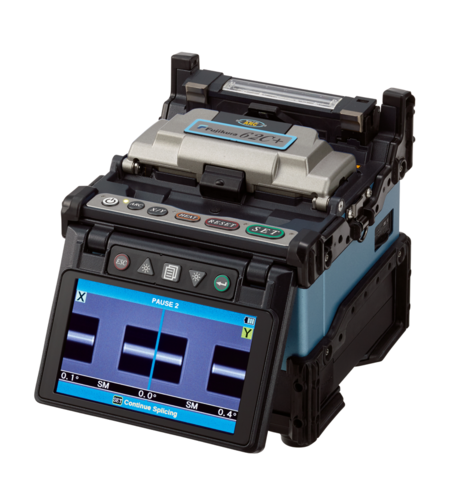 Fiber Optic Splicing Machine