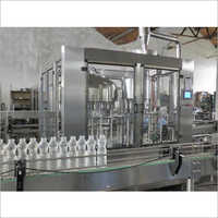 Fully Automatic Packaged Drinking Water Plant