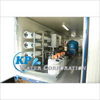 Industrial Seawater Desalination Plant