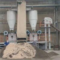 Tea Waste Pellet Plant