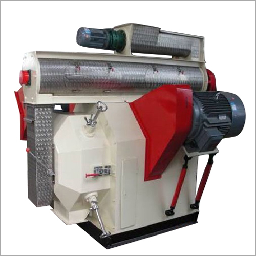 Biomass Wood Pellet Machine