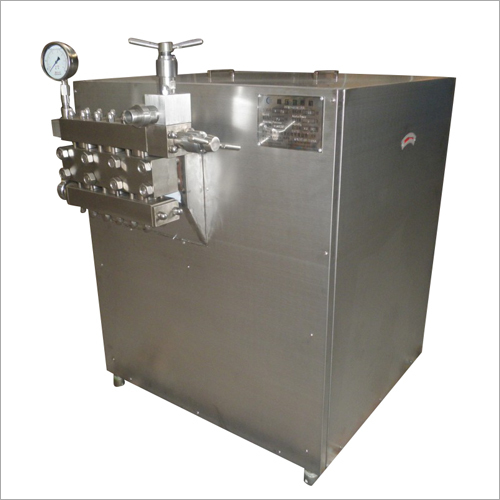 Middle High Pressure Homogenizer