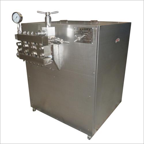 Middle High Pressure Homogenizer