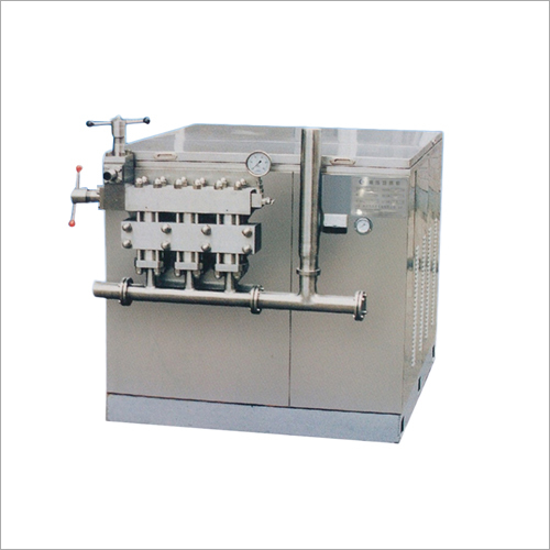 Industrial Homogenizer Machine