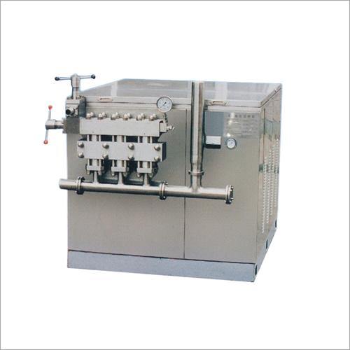 Industrial Homogenizer Machine