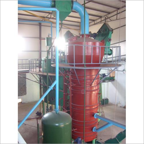 Extraction Treatment Plant