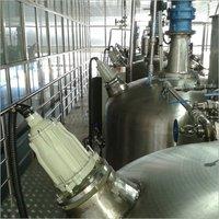 Intermittent Oil Refinery Plant