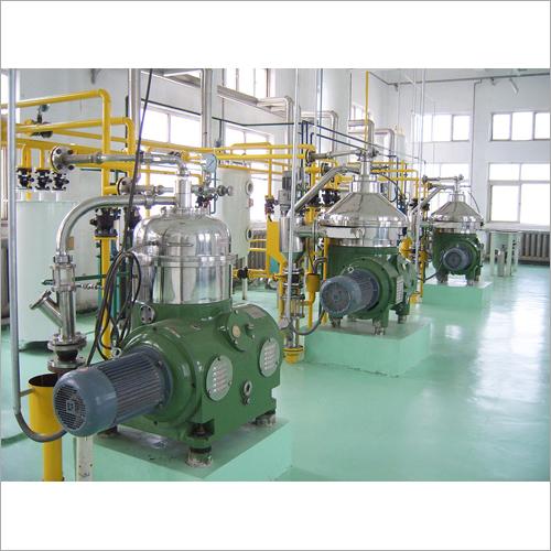 Continuous Oil Refinery Plant