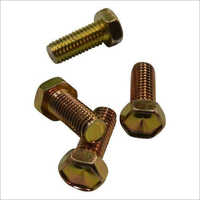 MS Full Threaded Hex Bolt