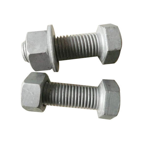 MS Hot Dip Galvanized Bolt
