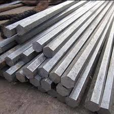 Mild Steel Hex Bright Bar