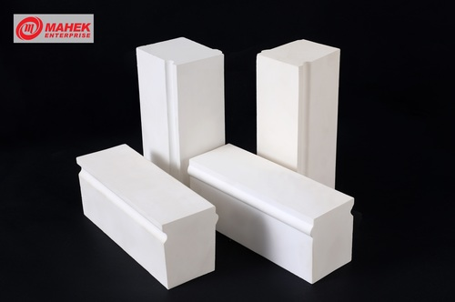 ALUMINA CERAMIC LINING BRICKS