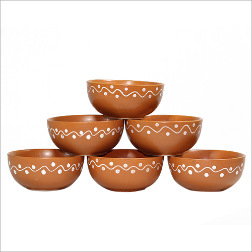 Ceramic Six Bowl Set