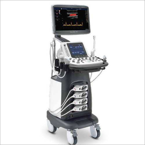 Premium Color Doppler Ultrasound System