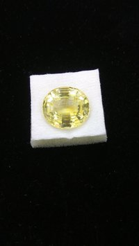 Yellow Sapphire