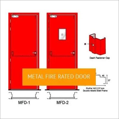 Fire Proof Door