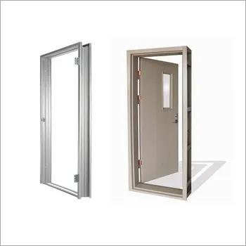 Hollow Metal Pressed Steel Door