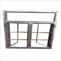 Pressed Steel window