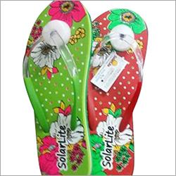 Ladies Fancy Rubber Slipper