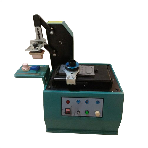 Slipper Pad Printing Machine