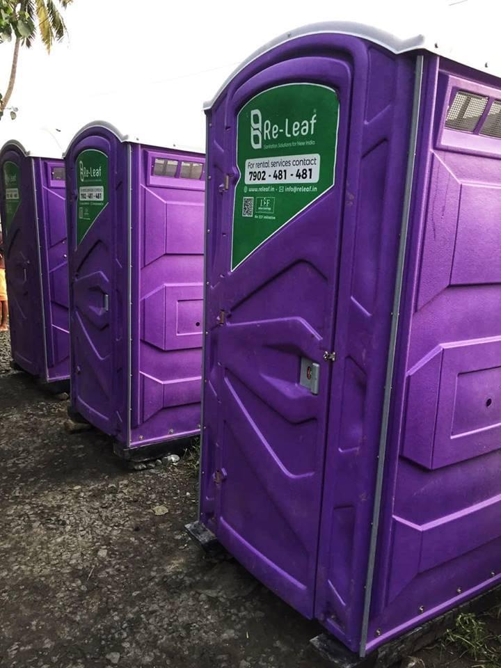 Toilet Rental Services