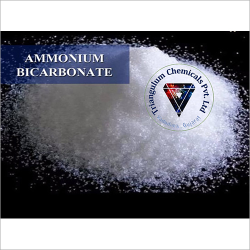 Crystal Ammonium Bi Carbonate