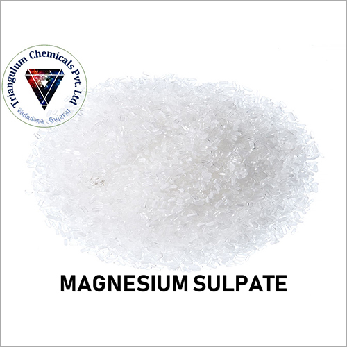 Crystal Magnesium Sulphate