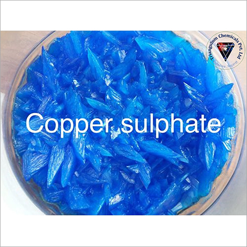 Crystal Copper Sulphate