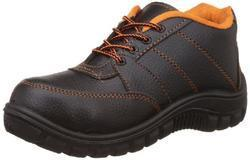 Safari Pro Booster Gold Safety Shoes