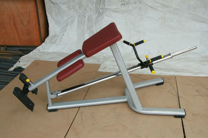 Lying T-Bar Machine