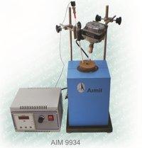 Heat of Hydration Apparatus