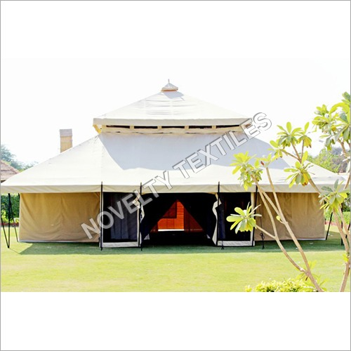 Luxury Maharaja Tent