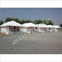 Outdoor Swiss Cottage Tent