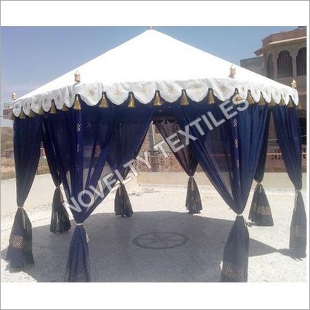 Hexagonal Wedding Tent
