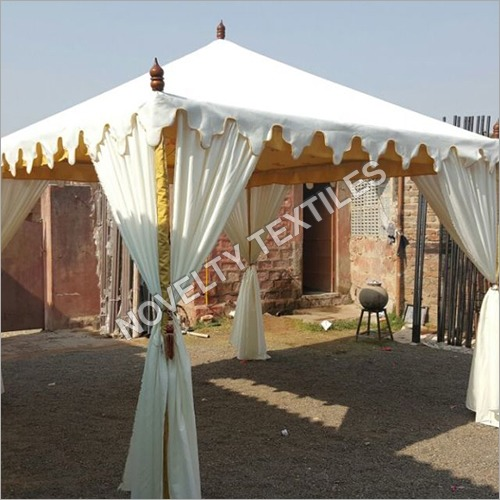 Square Wedding Tent