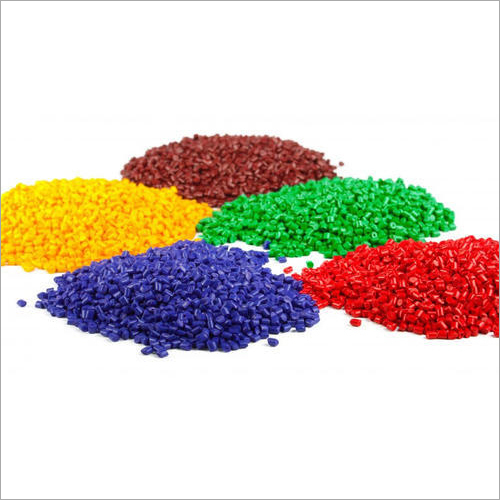 ABS Multi Colored Granules